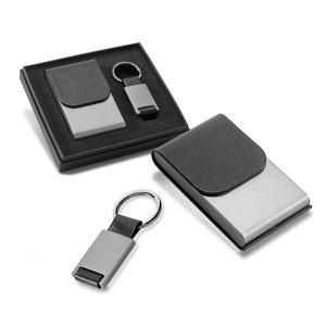 Anahtarlık ve kartvizit seti